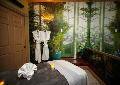Grotto Massage Therapy Room
