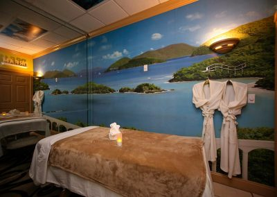 Monaco Massage Therapy Room
