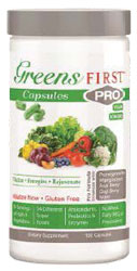 Greens First Capsules