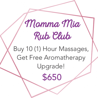 Momma Mia Rub Club