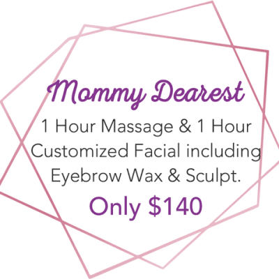 Mommy Dearest Spa Special